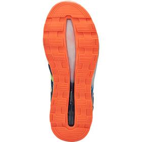 CMP Campagnolo Altak WP Zapatillas Trail Niños, navy-mint-orange fluo